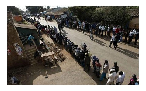 Kenya election