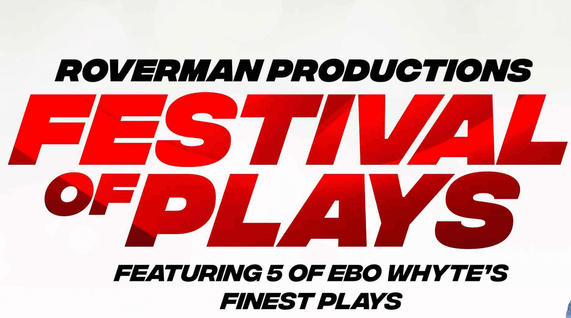 festival of plays - roverman productions