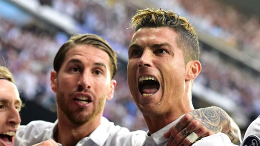 Ramos rubbishes Ronaldo rift reports at Real Madrid