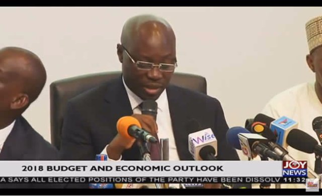 2018 budget cannot create jobs – Minority curses government