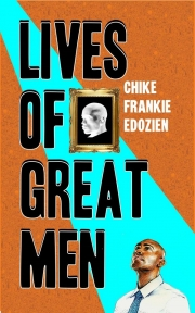 The exclusive cover reveal for Chike Frankie Edozien's fantastic memoir