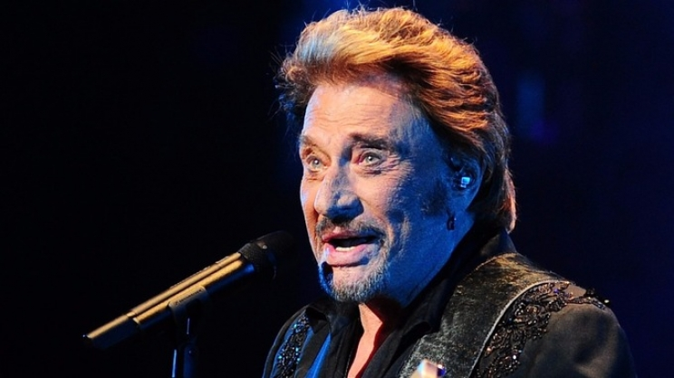 Johnny Hallyday - French rock star dies at 74