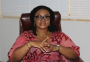 Charlotte Osei, Chairperson of the Electoral Commission