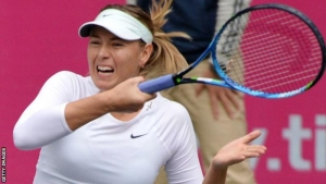 Former world number one Maria Sharapova reached the fourth round of this year's US Open