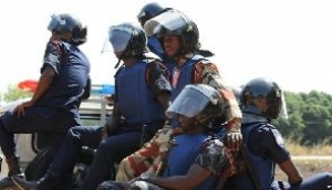 Ghana Police arrest 26 Togolese for staging unlawful protest