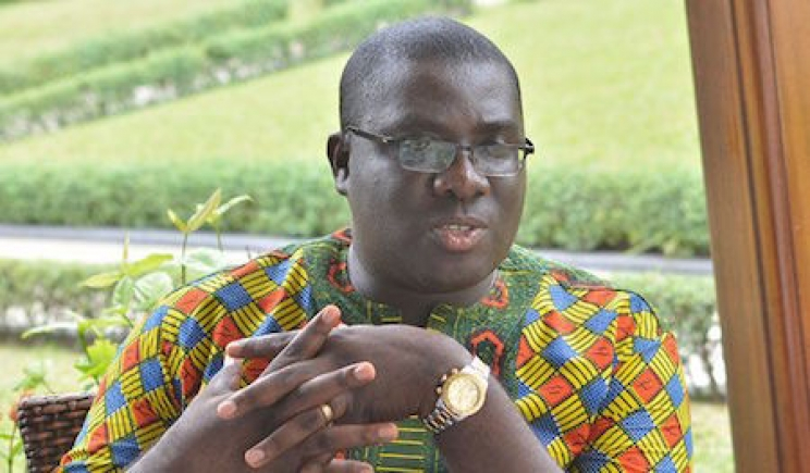 Sammy Awuku is the Board Chairman of the Youth Employment Agency