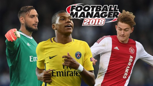 Football Manager 2018: Best wonderkid strikers, midfielders, defenders and goalkeepers