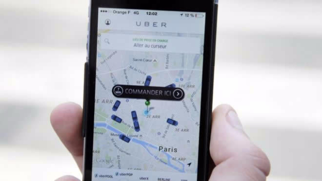 What happened in the city that banned Uber