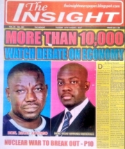 The Insight 15th August