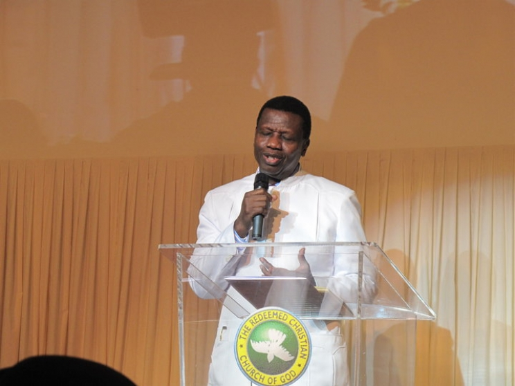 Enoch Adejare Adeboye, General Overseer, Redeemed Christian Church of God's International