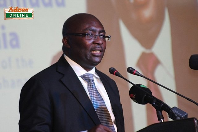 One village one dam to be launched by end of year - Bawumia