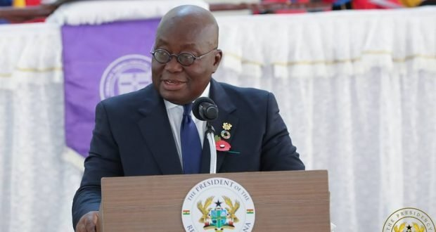God is my strength -- Akufo-Addo offers praise at CAC centenary celebration