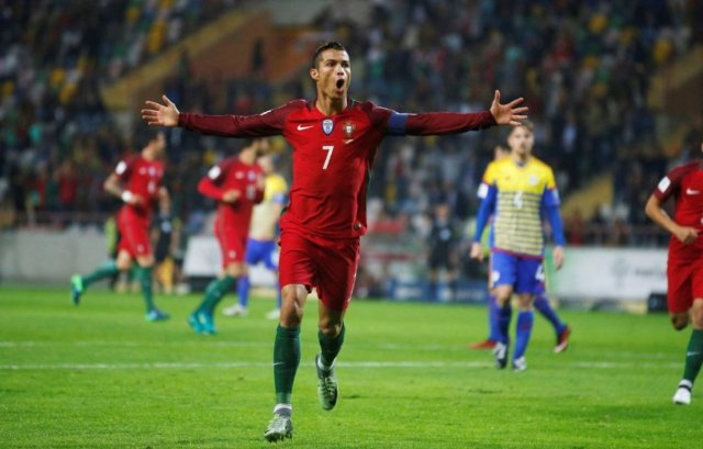 Portugal and France reach World Cup