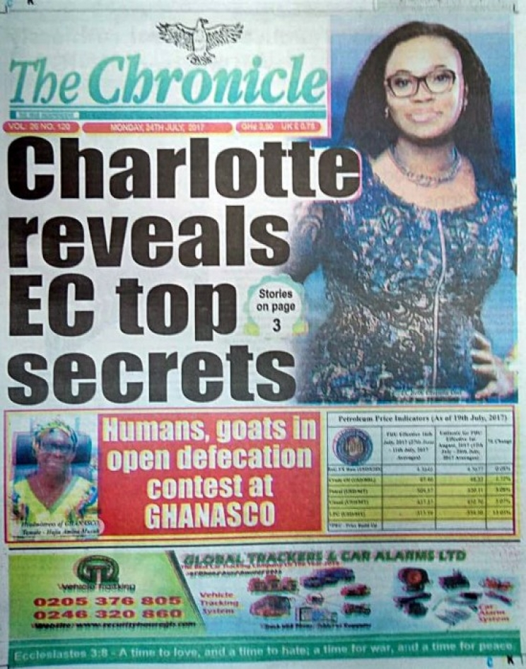 The Chronicle 24th July