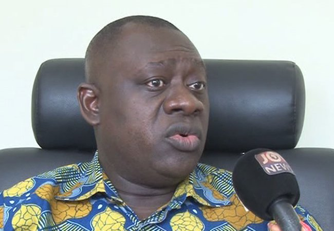 Election of MMDCEs in 2018 not possible – O.B. Amoah