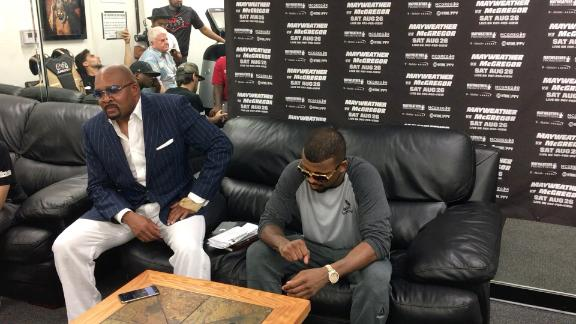 Mayweather Promotions CEO says fight has done $60M at box office