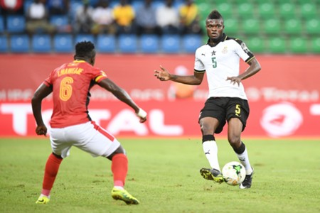 Thomas Partey emerging as Black Stars' new leader