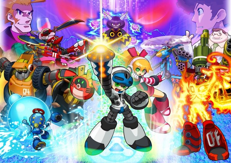 Mighty No. 9 Boxed Copies Finally Arriving, But There's a Catch