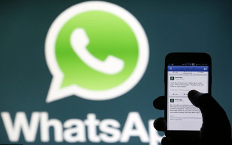 Whatsapp finds new uses in conflict zones