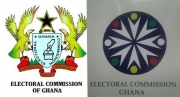 Electoral Commission old and new Logo