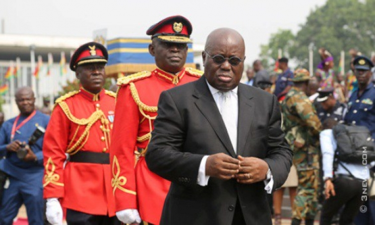 Akufo-Addo replies critics