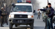 Suicide attack near Afghanistan Intelligence Headquaters