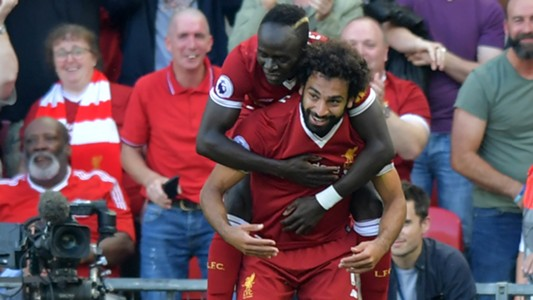 Salah, Mane partnership excites Liverpool's Firmino