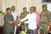 Two outstanding soldiers return from sponsored trip to Nairobi and Dubai