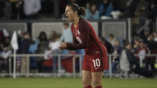 What should Carli Lloyd's role be? Three thoughts from the USWNT\'s win over Canada