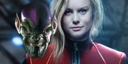Captain Marvel Set in the 1990s; Concept Art Reveals Skrulls & Costume