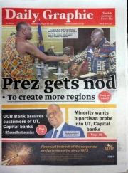 Daily Graphic 16th August