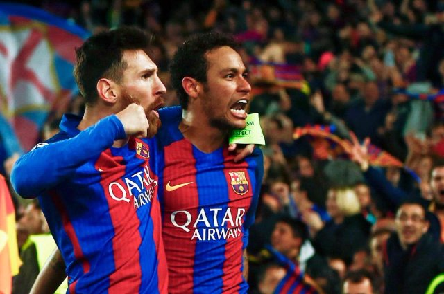 68c06a90d56 Messi says farewell to PSG-bound Neymar - Sweet Melodies FM ...