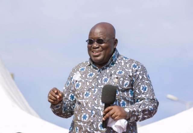 Free SHS saves education of over 100,000 JHS graduates – Akufo-Addo