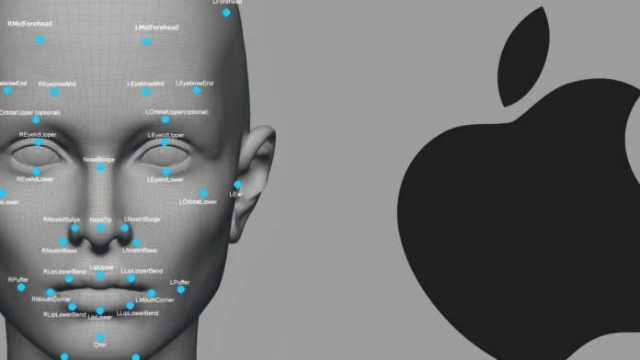 How does Apple's new face ID technology work?