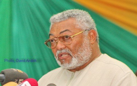 'I want NPP beaten in 2020 election' – Rawlings
